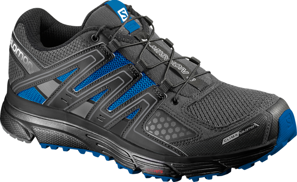 photo: Salomon Men's X-Mission 3 CS trail running shoe