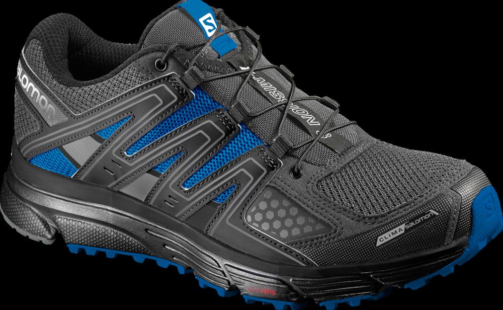 photo: Salomon X-Mission 3 CS trail running shoe