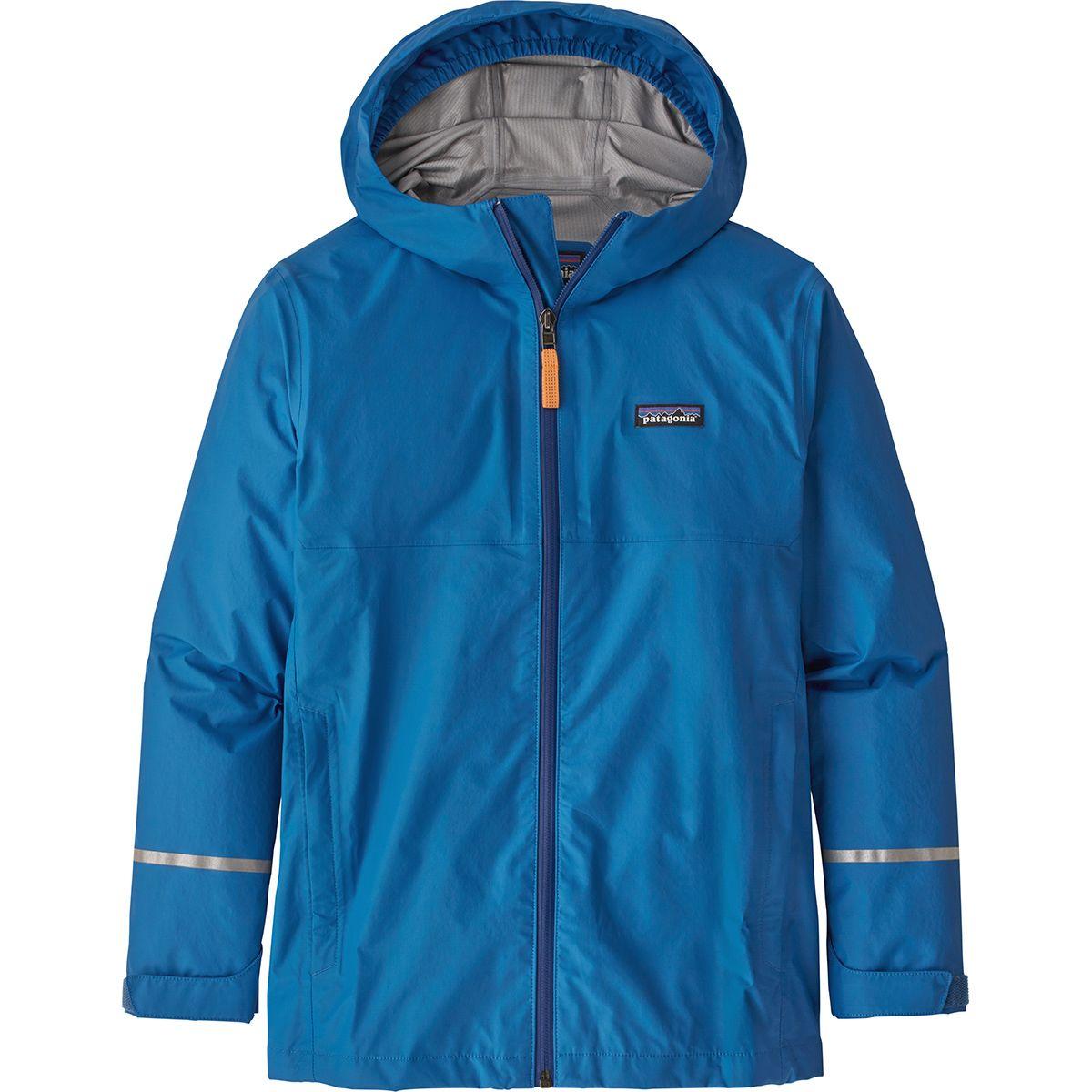 photo: Patagonia Boys' Torrentshell Jacket waterproof jacket