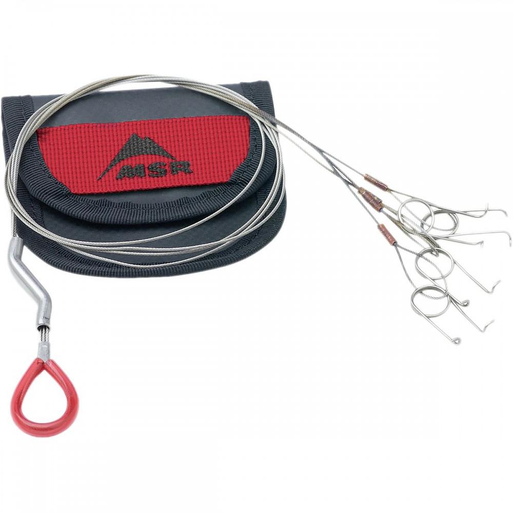 photo: MSR WindBurner Hanging Kit stove accessory