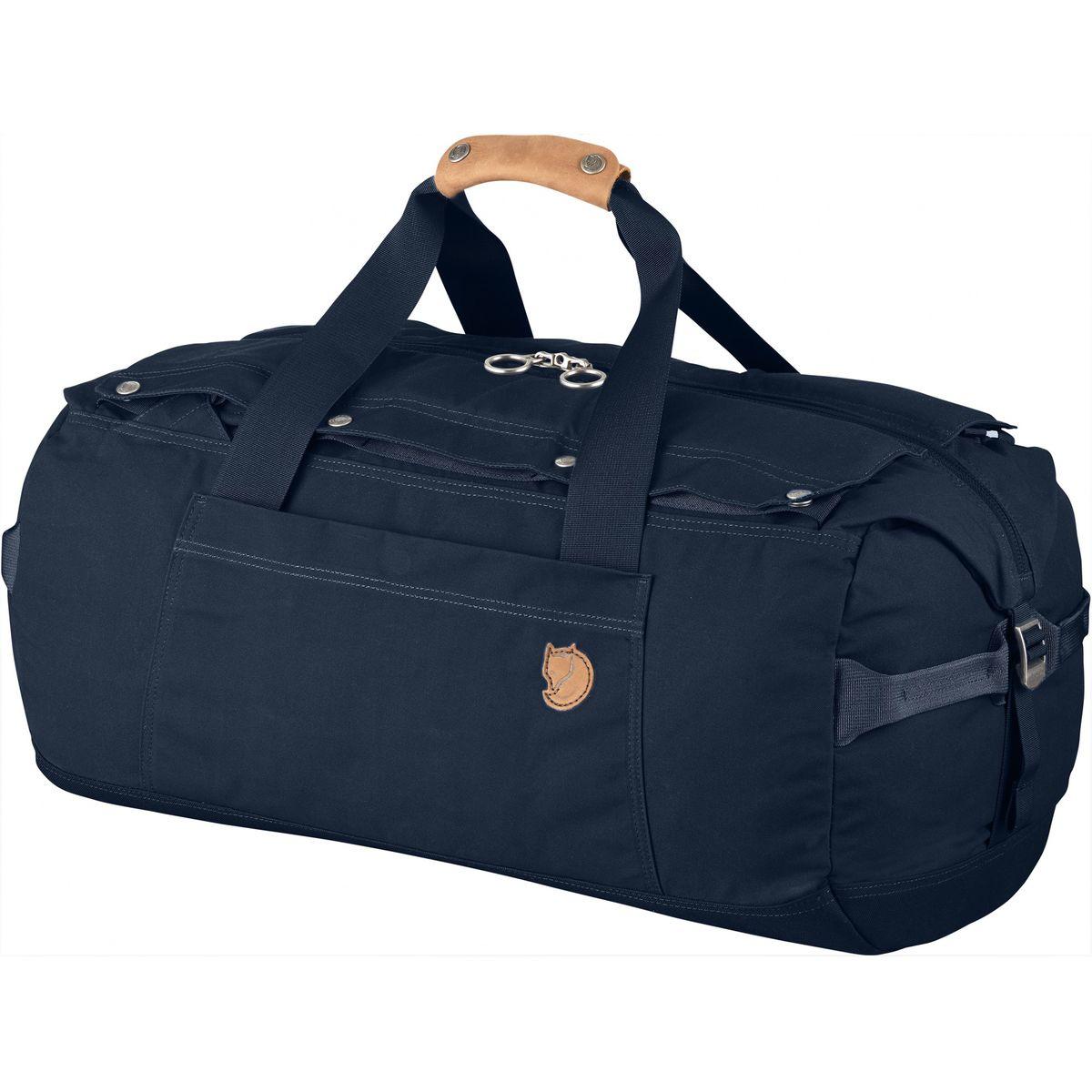 photo: Fjallraven Duffel No.6 Small pack duffel