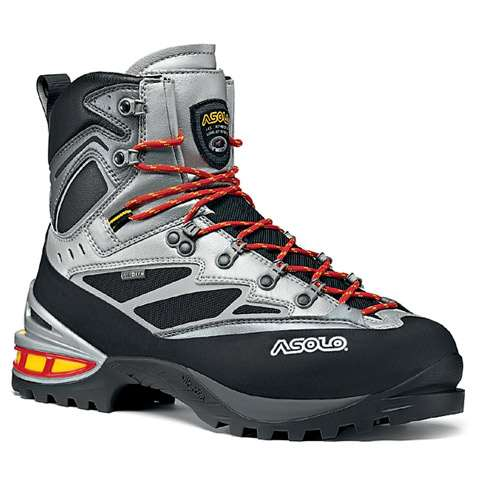 photo: Asolo Men's Broad Peak GV mountaineering boot