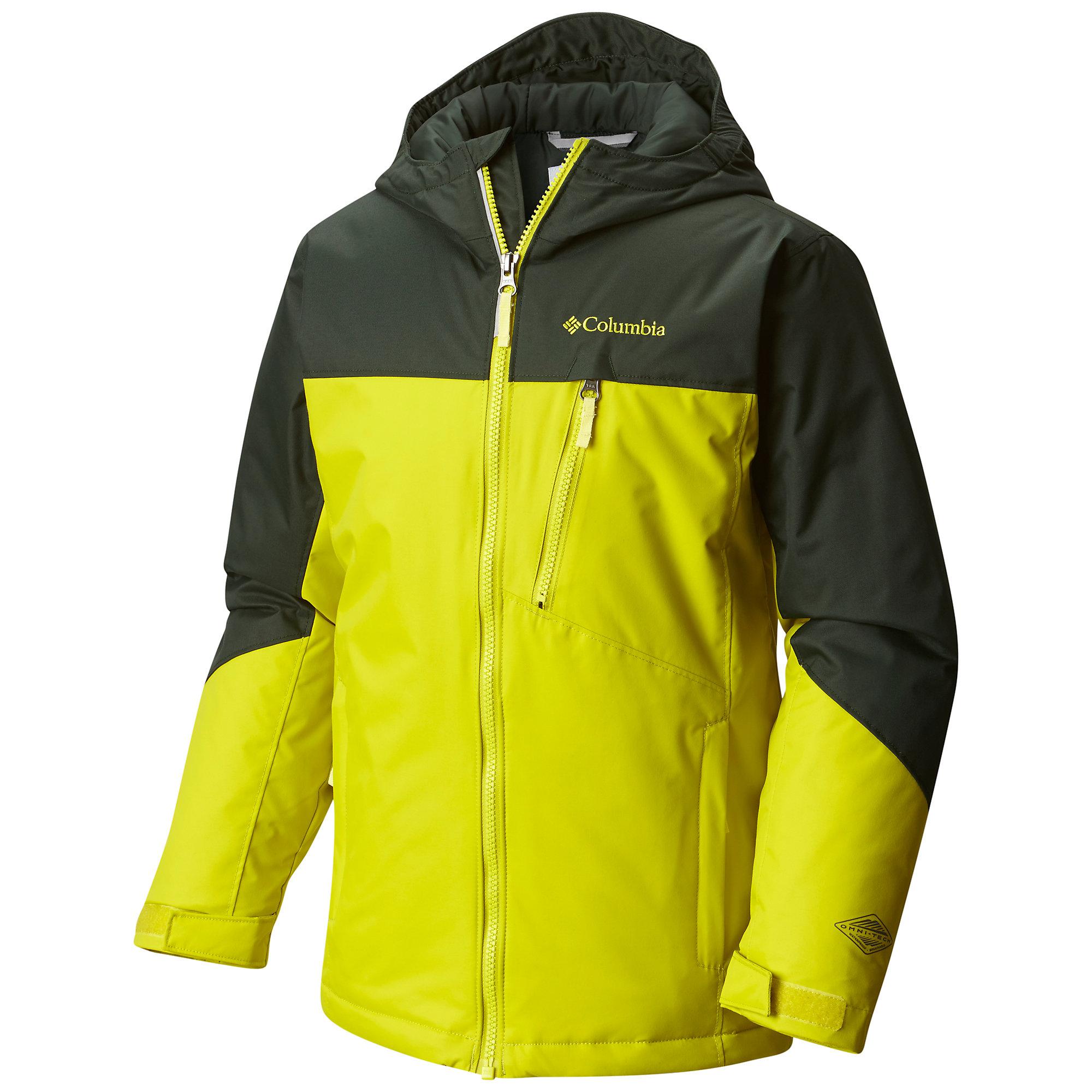 Columbia Double Grab Jacket