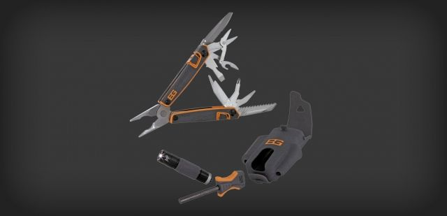 photo: Gerber Bear Grylls Survival Tool Pack multi-tool