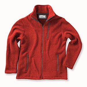 photo of a American Roots fleece jacket