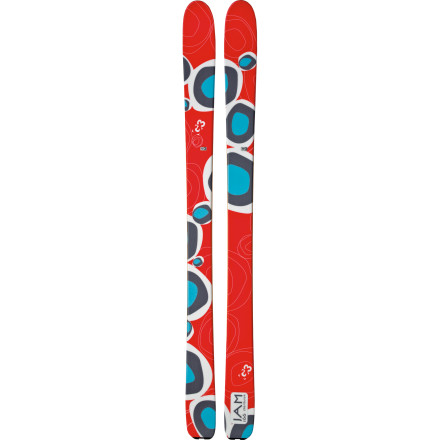 photo: G3 Jam alpine touring/telemark ski