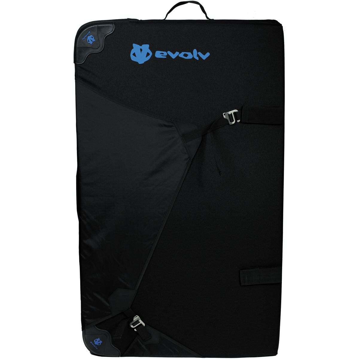 photo: evolv Maverick Crash Pad climbing accessory