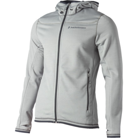 Peak Performance Go Full-Zip Hooded Jacket