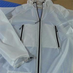 photo: Luke's Ultralite Silnylon Rain Shell waterproof jacket