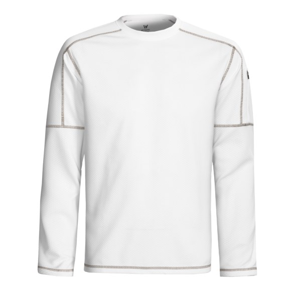 photo of a White Sierra base layer