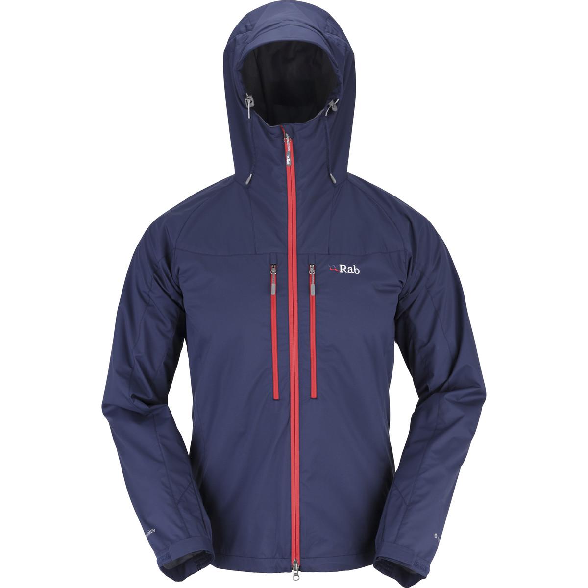 photo: Rab Vapour-Rise Lite Alpine Jacket soft shell jacket