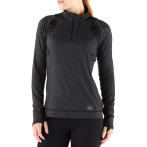 photo: REI Fleet Quarter-Zip Top long sleeve performance top