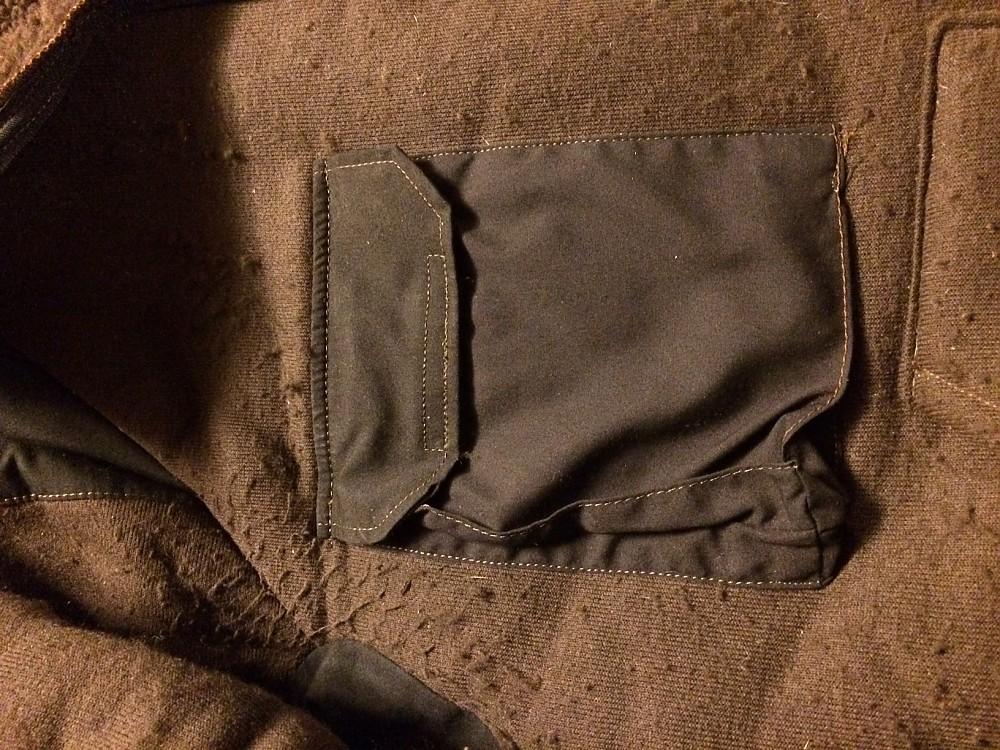 photo: U.S. Military ECWCS Gen II Brown Bear Jacket fleece jacket