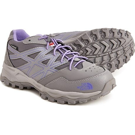 photo: The North Face Jr Hedgehog Hiker Waterproof trail shoe