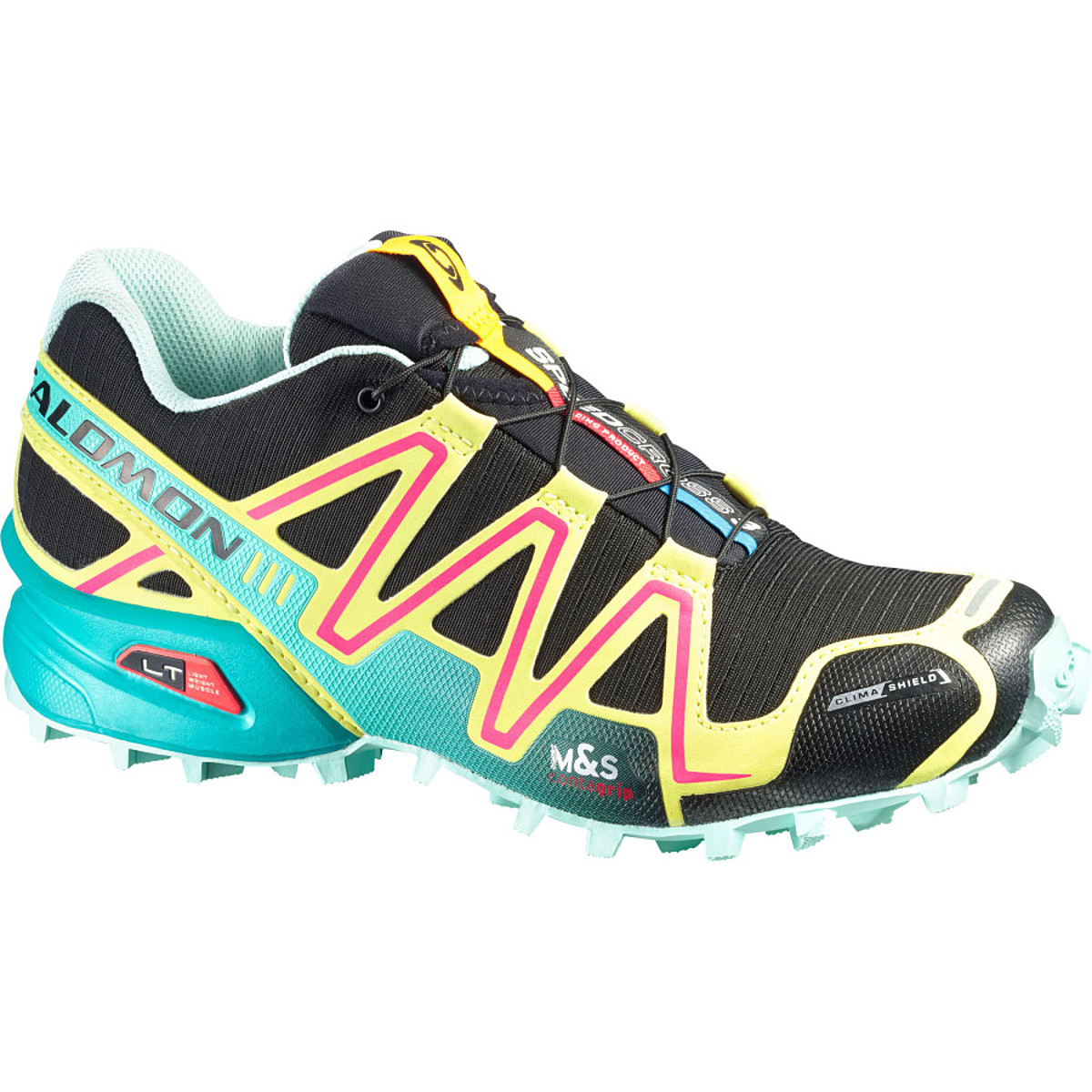 photo: Salomon Women's SpeedCross 3 CS trail running shoe