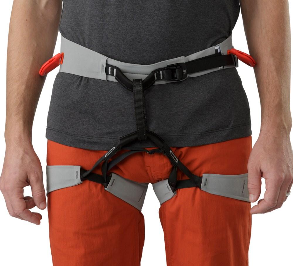 photo: Arc'teryx SL-340 Harness sit harness