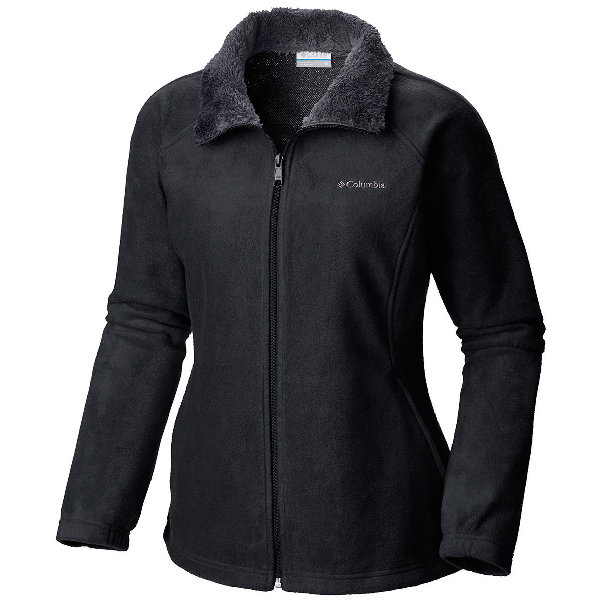 photo: Columbia Men's Dotswarm II Fleece Full Zip Jacket fleece jacket