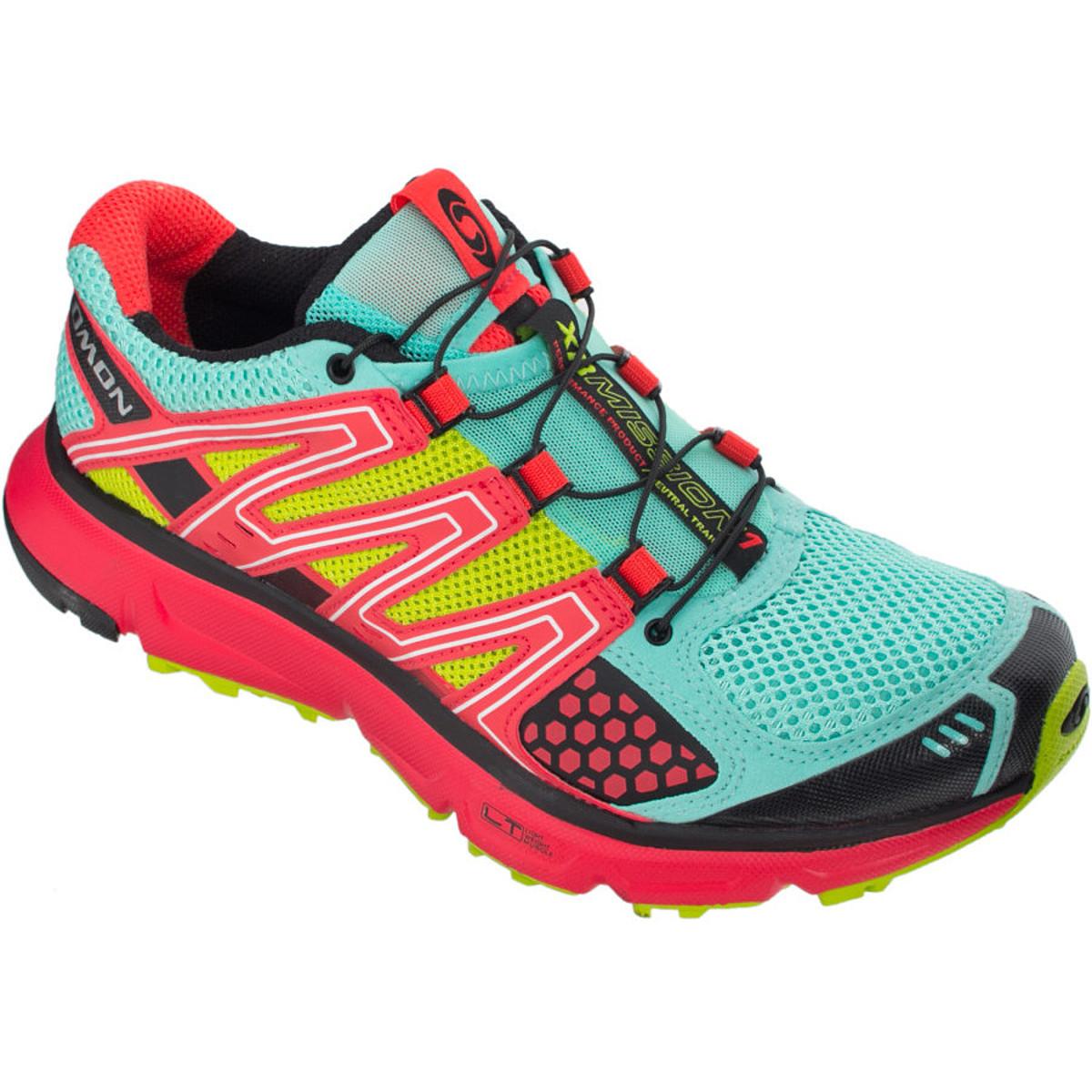 photo: Salomon Women's XR Mission trail running shoe