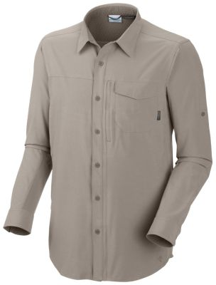 Columbia Global Adventure Roll-up Long Sleeve Shirt