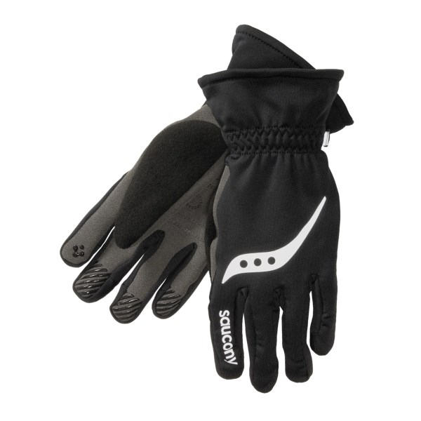 photo: Saucony 3 Season Gloves soft shell glove/mitten
