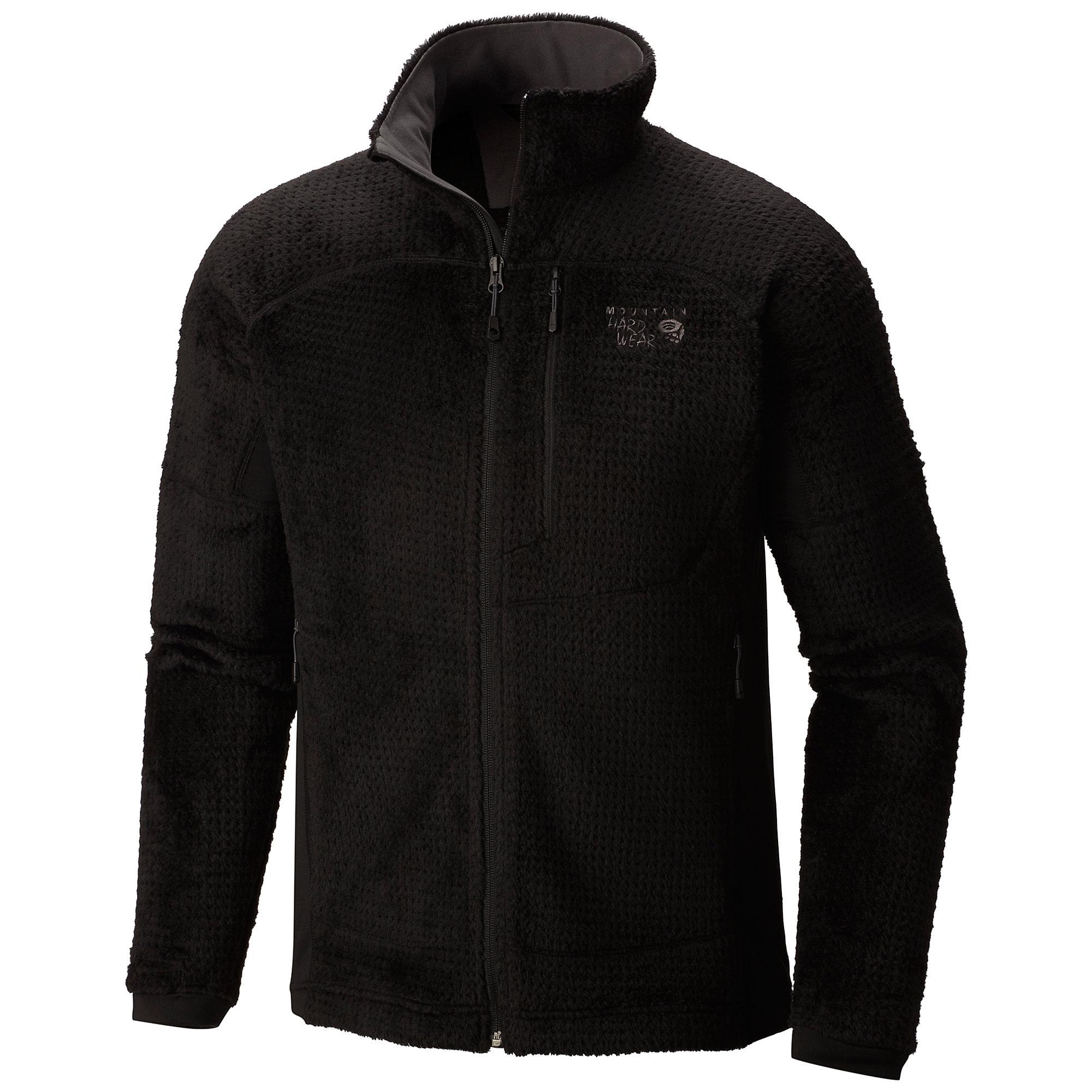 photo: Mountain Hardwear Monkey Man Grid II Jacket fleece jacket