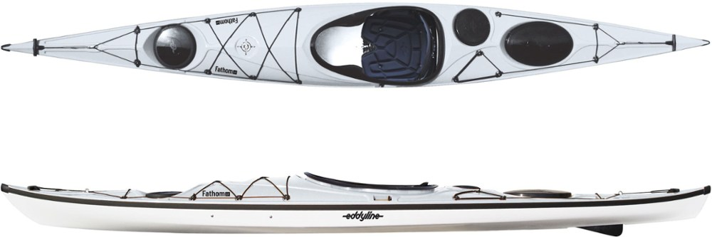 photo: Eddyline Fathom LV touring kayak