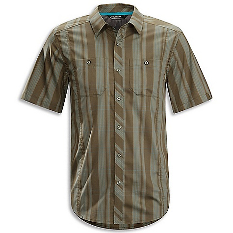 photo: Arc'teryx Borderline Shirt SS hiking shirt