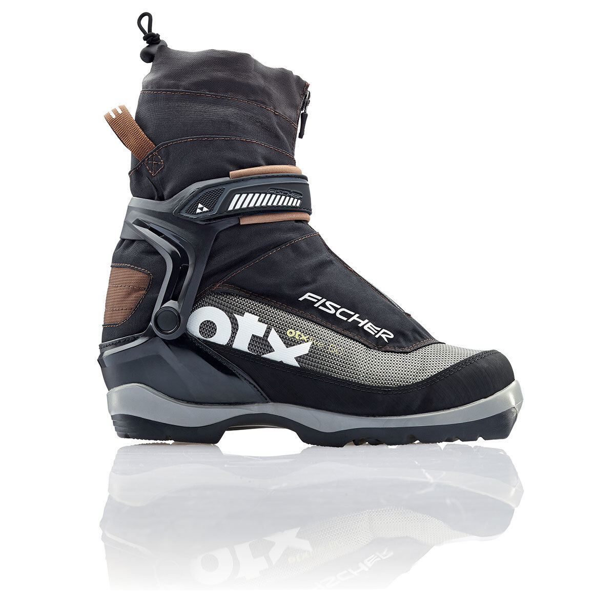 photo: Fischer Men's Offtrack 5 BC nordic touring boot