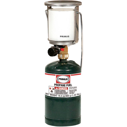 photo: Primus Tor Lantern fuel-burning lantern