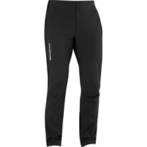 photo: Salomon Momentum II Soft Shell Pant soft shell pant