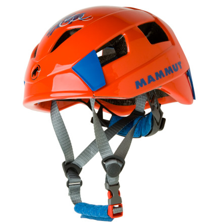 photo: Mammut Kids' Tripod climbing helmet