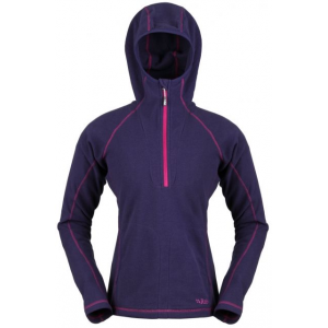 photo: Rab Orbit Hoodie fleece jacket