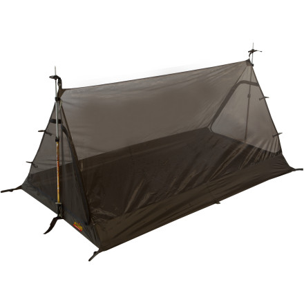 photo: Integral Designs Element 2 Bug Tent warm weather tent