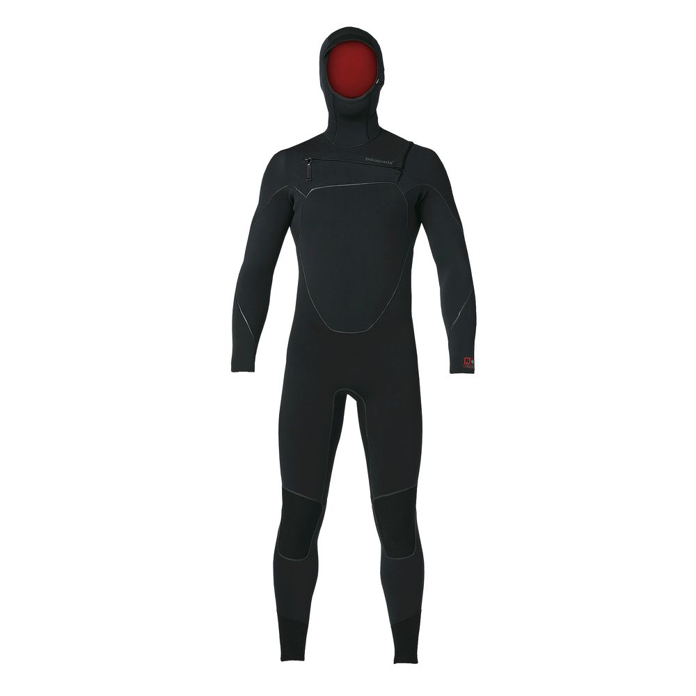 Patagonia R4 Yulex Front-Zip Hooded Full Suit