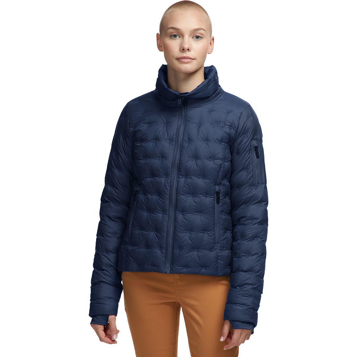 photo: The North Face Holladown Crop Jacket down insulated jacket