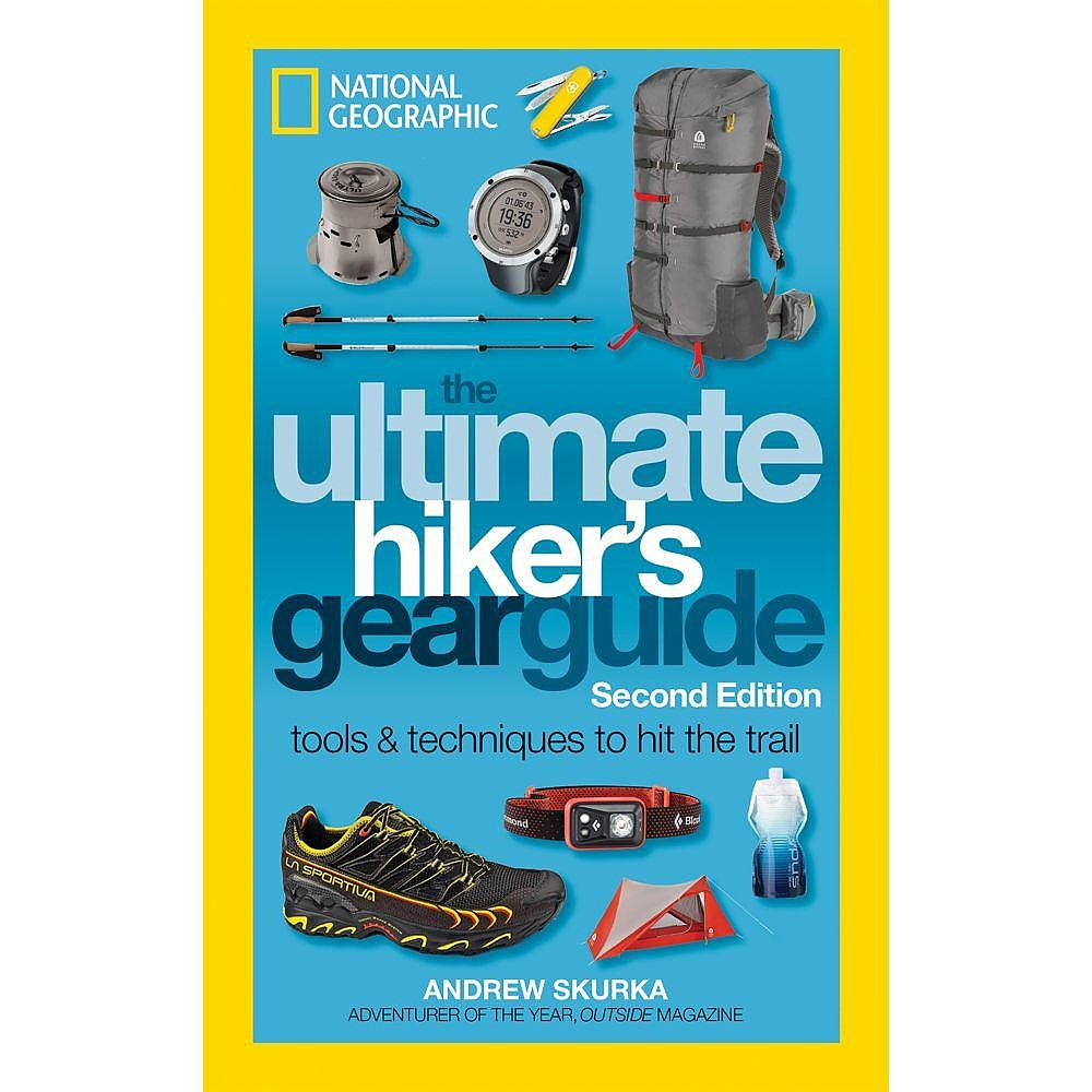 photo: National Geographic The Ultimate Hiker's Gear Guide camping/hiking/backpacking book
