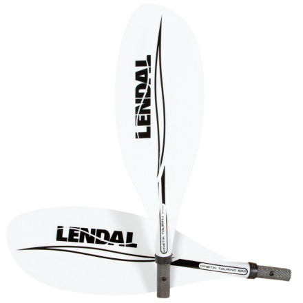 photo: Lendal Kinetic Touring 600 Blade Set kayak paddle