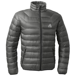 photo: Eddie Bauer Men's First Ascent Downlight Sweater down insulated jacket