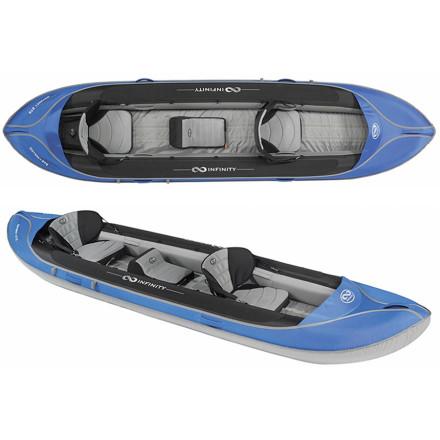 photo: Harmony Infinity Odyssey 375 inflatable kayak