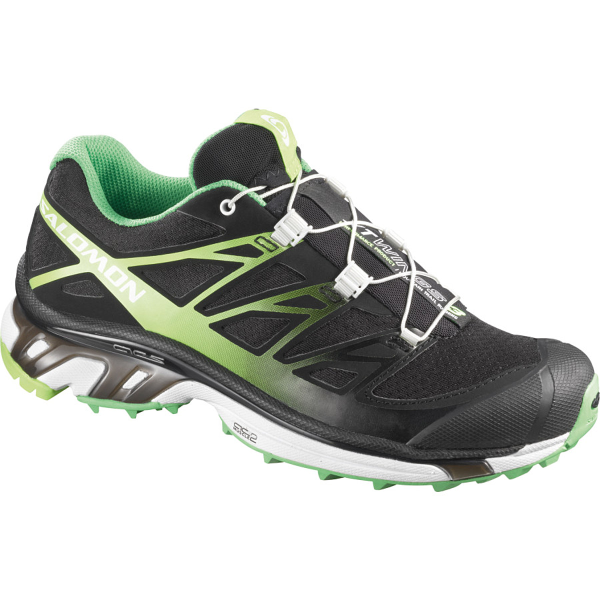 photo: Salomon XR Mission trail running shoe