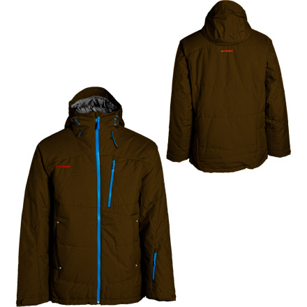 photo: Mammut Slope Jacket down insulated jacket