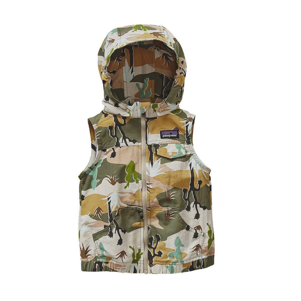 Patagonia Baggies Hoody Vest