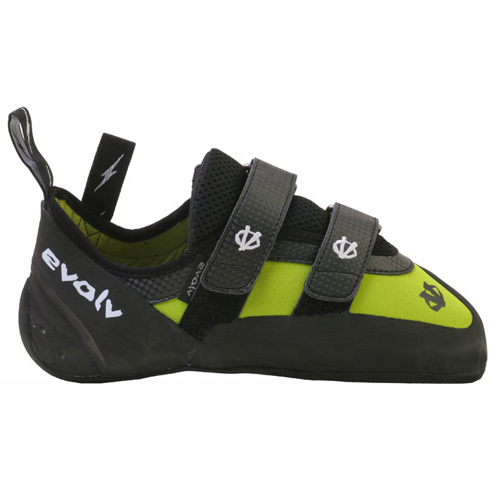 photo: evolv Predator climbing shoe
