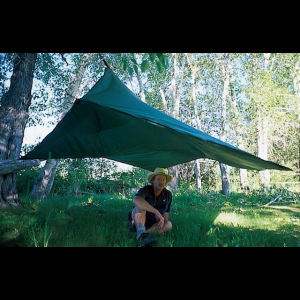 photo: Crazy Creek B.A. Tarp tarp/shelter