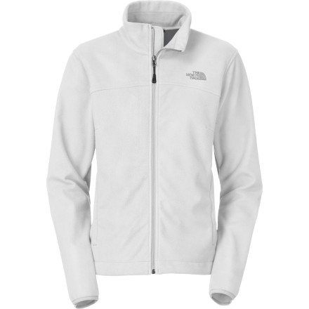 photo: The North Face Women's WindWall 1 Jacket fleece jacket