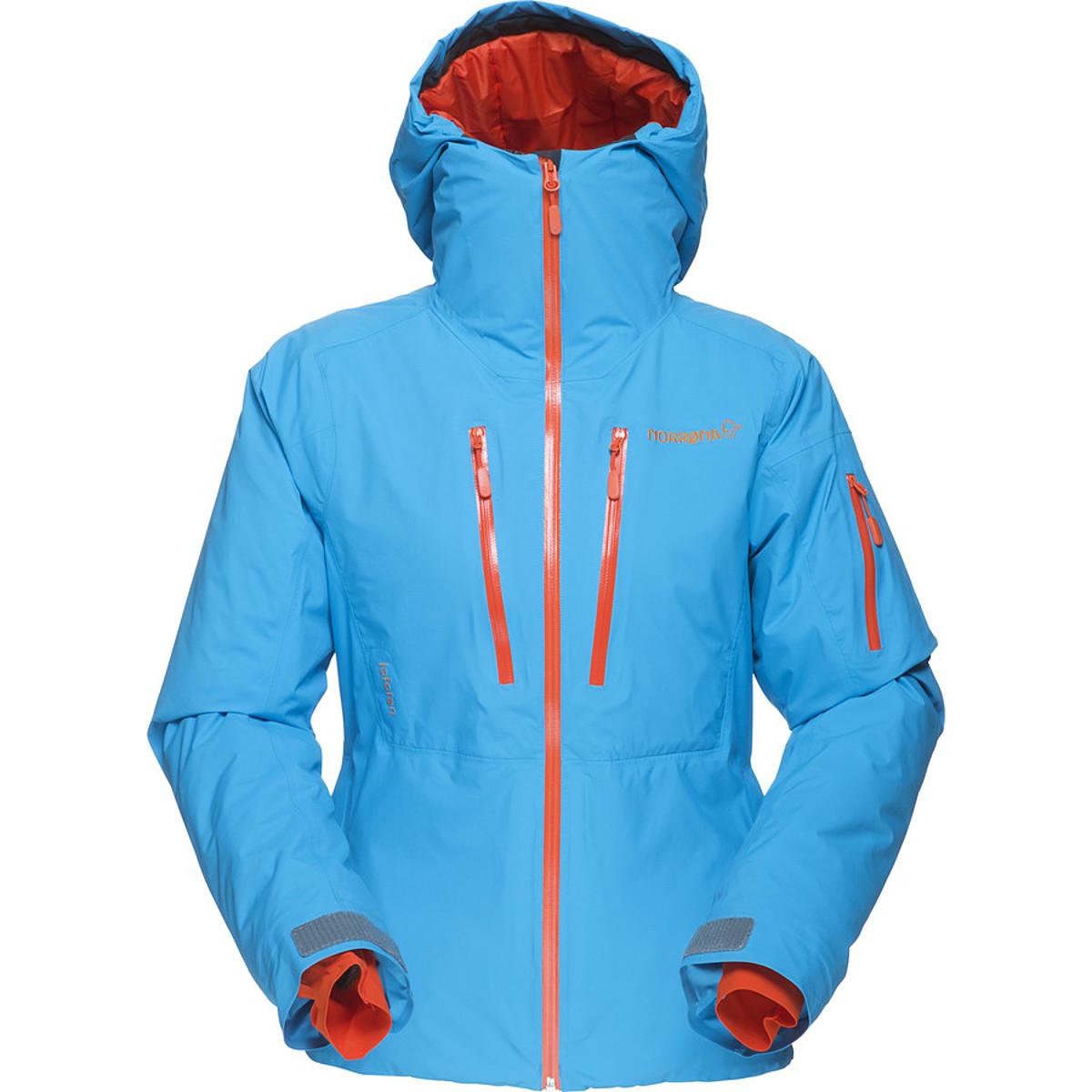 photo: Norrona Women's Lofoten Gore-Tex Primaloft Jacket snowsport jacket