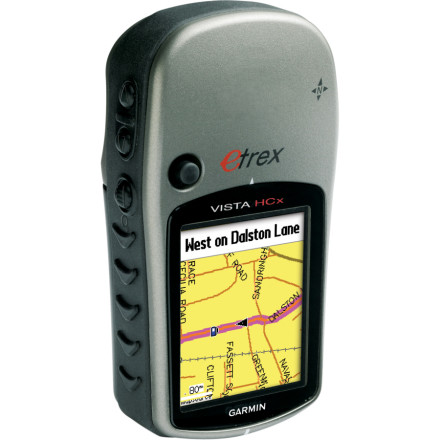 photo: Garmin eTrex Vista HCx handheld gps receiver