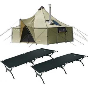Cabela's Ultimate Alaknak 12' x 12' Tent