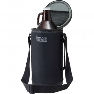 photo: Outdoor Research Water Bottle Parka Growler pack pocket