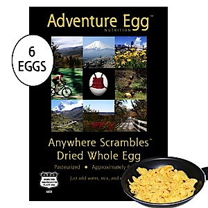 photo of a Adventure Egg breakfast
